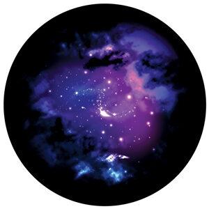Lucht en sterren